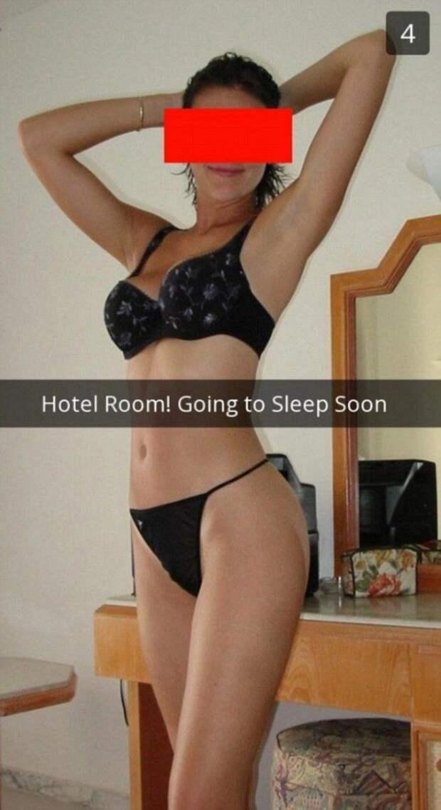 Жена послала мужу пару фоток в нижнем белье из гостиничного номера жена, измена, муж