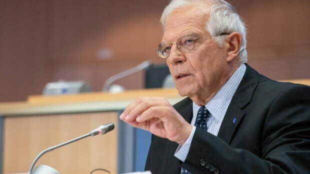 Боррель обвинил Россию в нежелании урегулировать конфликт с Украиной