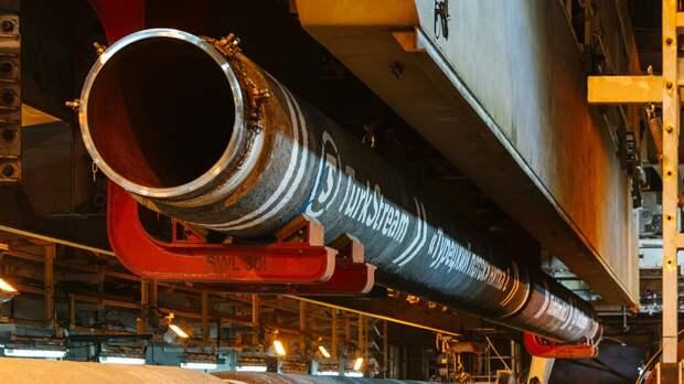 Ответ на газовый шантаж: почему на Украине жалуются на «Турецкий поток»