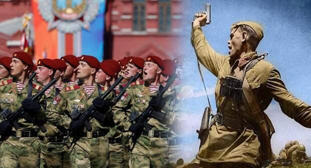 Победный клич «Ура!» стал одним из символов триумфа русского народа