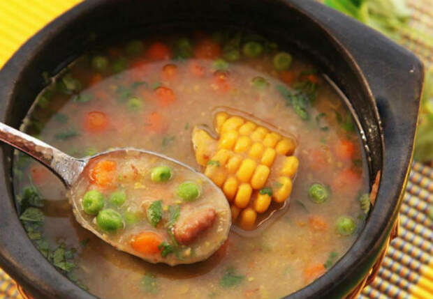 Варим супы за 20 минут: 5 вкусов на целый месяц