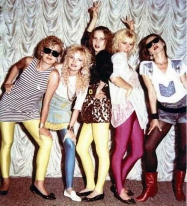 Мода 90-х, фото которой заставят вас посмеяться от души