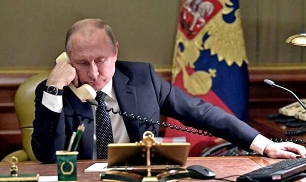 Путин устроил порку строптивым чиновникам