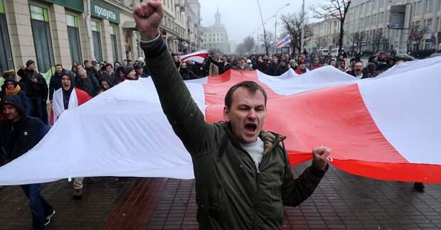 Голос Мордора: Призрак кружевных трусиков бродит по Белоруссии