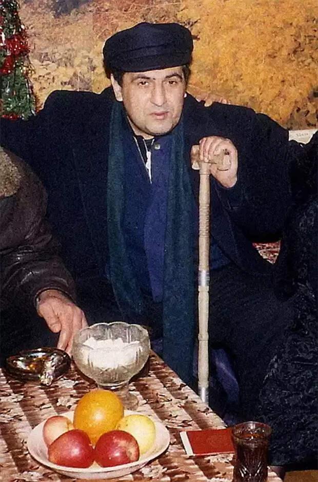 Вор в законе Бахтияр Керимов - Бахо Новханинский