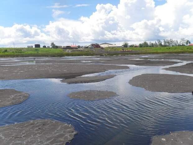 Озеро Пич-Лейк