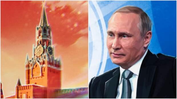 """Ищенко: Путин дал понять, что переписчикам истории придется отвечать за все / Коллаж: ФБА """"Экономика сегодня"""""""
