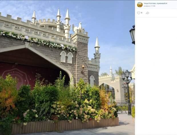 На Коптевском бульваре распустятся крымские розы