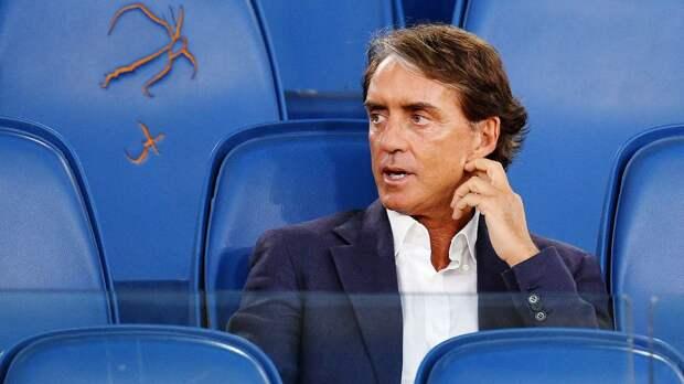 Италия с Манчини повторила беспроигрышную серию сборной при Липпи. До рекорда осталось 5 матчей