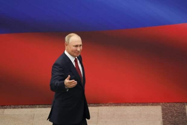 Путин высказался против «кампании навязывания» вакцинации