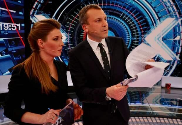 Куда пропала Ольга Скабеева из шоу «60 минут»?