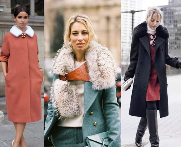 Переделки и нарядные пальто (много)