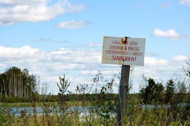 Самые опасные озера и реки