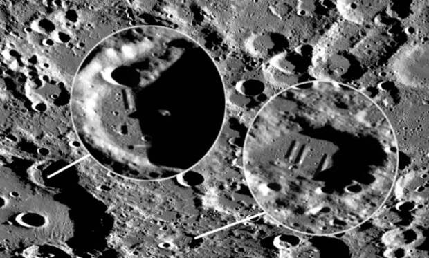 Аномалии Луны