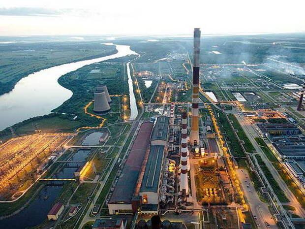 Основатели российской промышленности и ее продолжатели