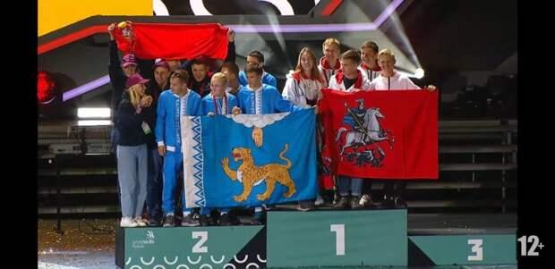 Школьники из Южного Медведкова победили в чемпионате «Молодые профессионалы»