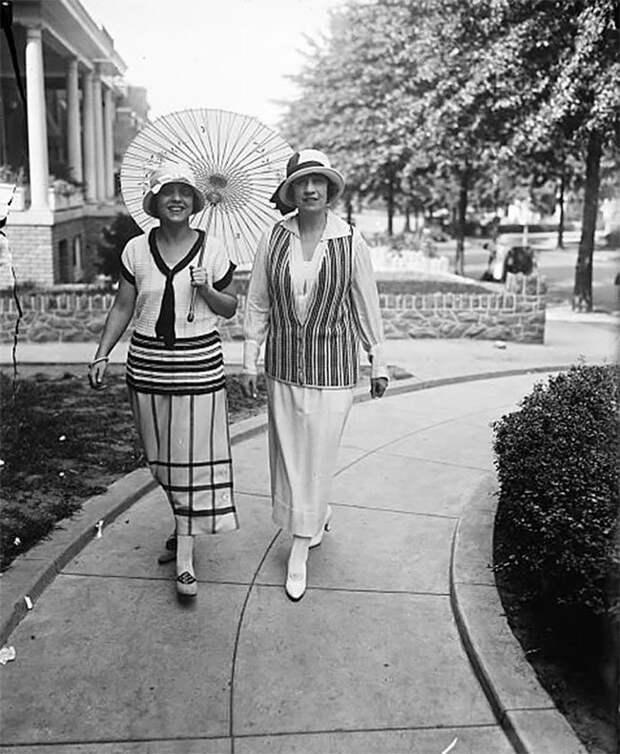 Вашингтон, 1920-е Стиль, винтаж, двадцатые, женщина, мода, прошлое, улица, фотография