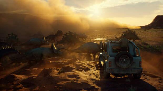 Парковый симулятор Jurassic World Evolution 2 выйдет на всех платформах