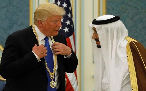 В марте вложения Саудовской Аравии в гособлигации США достигли максимума в $170 млрд