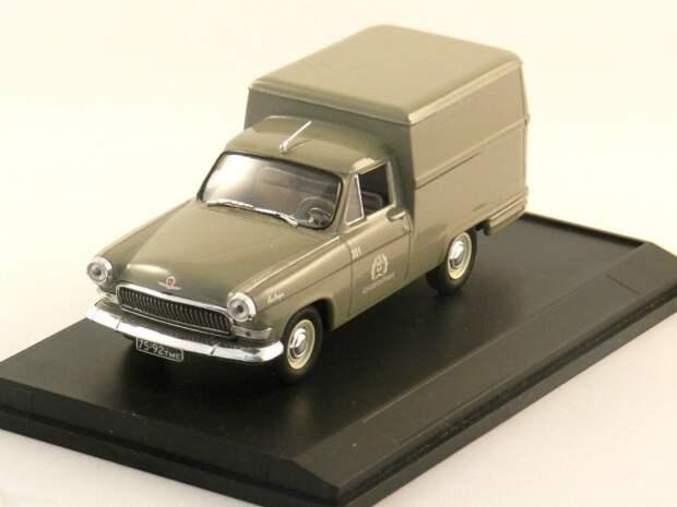 ГАЗ-21 «каблук» авто, автодизайн, газ, запорожец, моделизм, модель, москвич, советские автомобили