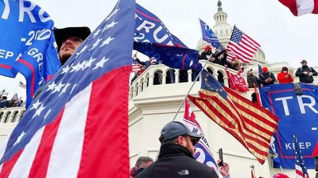 Российские патриоты Америки не сдаются!
