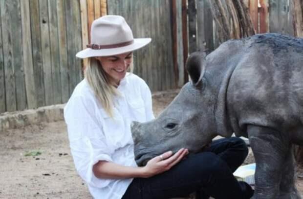 10 Трогательных историй о спасении животных (10 фото + 2 видео)