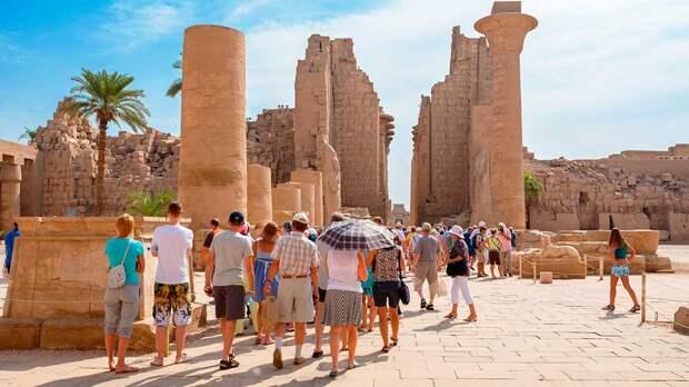 В Египте рассказали о планах открыть страну для российских туристов
