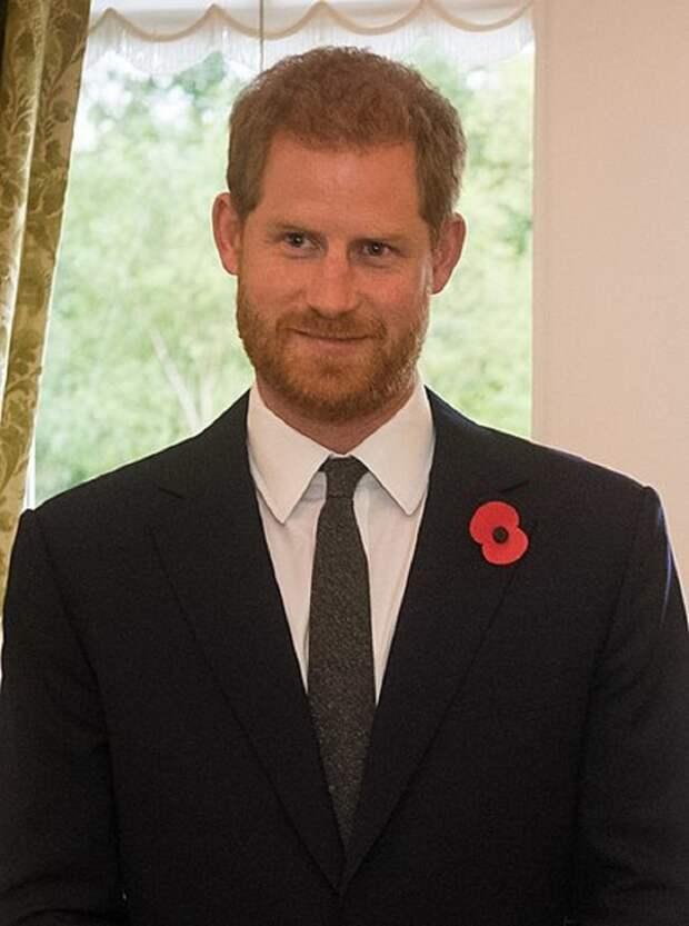 Принц Гарри теперь работает в Кремниевой долине