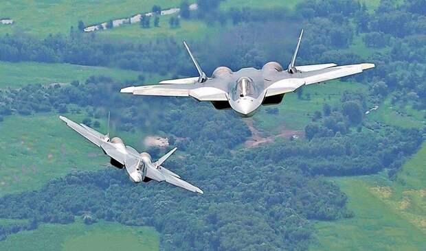 На закупку Су-57 несколько стран прислали официальные заявки