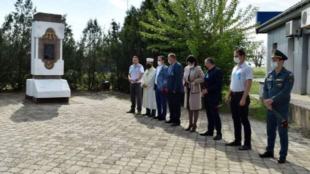 В Раздольненском районе почтили память жертв депортации народов Крыма