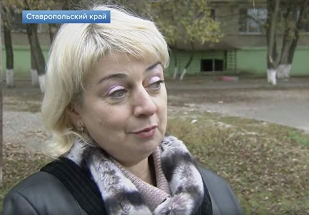 На Ставрополье учительница заслонила собой детей от нападавшего с ножом