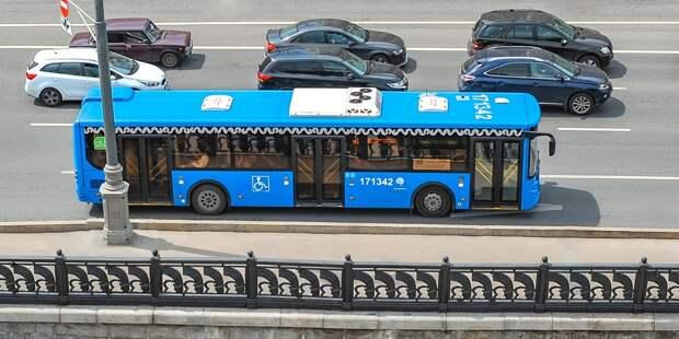 Несколько автобусных маршрутов СВАО объединили
