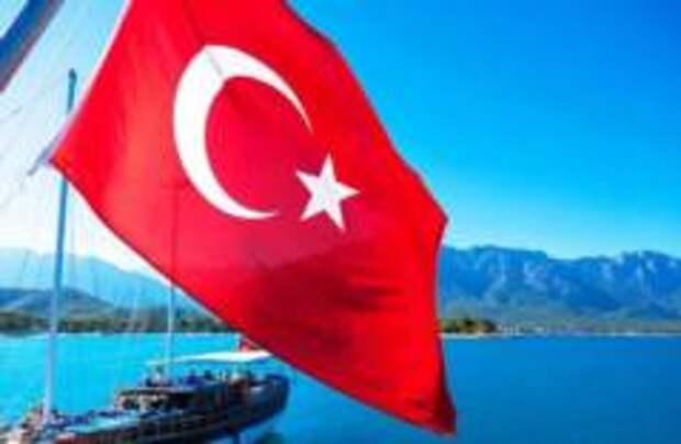 Турцию посетили почти 7 млн россиян