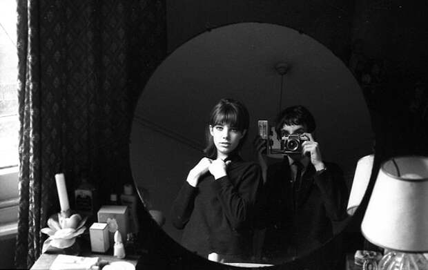 «Он был великим, а я – просто милашка»: История любви Сержа Генсбура и Джейн Биркин в фотографиях