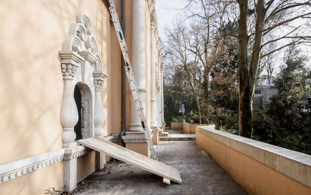 Ярмарка тщеславия: чем русский павильон в садах Джардини уже 100 лет притягивает миллиардеров