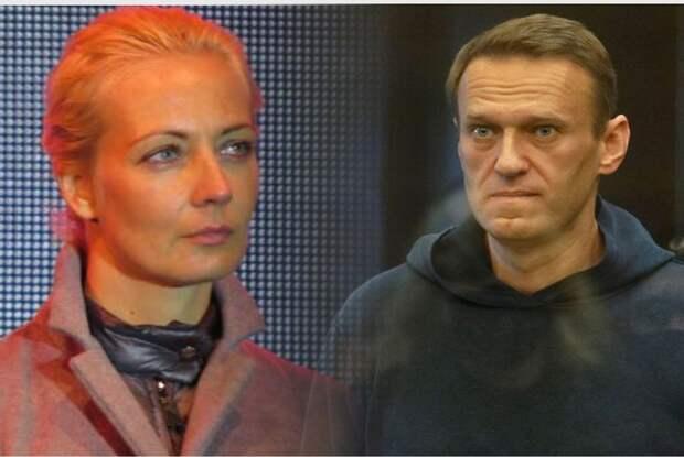 В Германии поспешили признать жену Навального вдовой