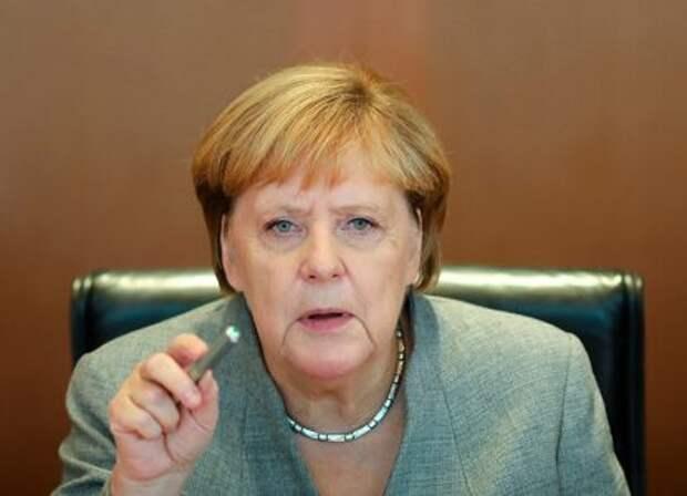 Меркель рассказала, почему предложила ЕС встретиться с Путиным