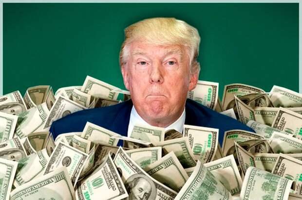 Трампу грозит импичмент: он захотел заработать на президентстве