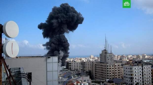 ХАМАС сообщило об ударе по израильскому химзаводу