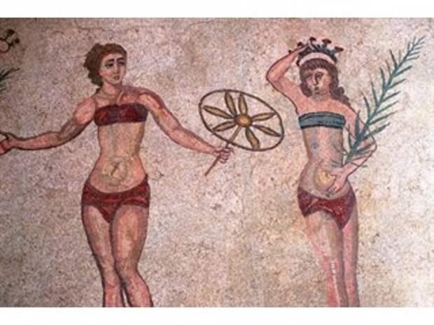 О женщинах Древнего Рима