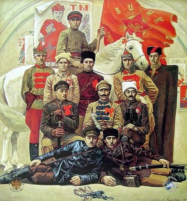 Как у Красной Армии появилась красная звезда