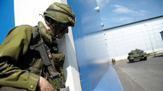 Шведская армия намерена начать активную подготовку к противостоянию с Россией