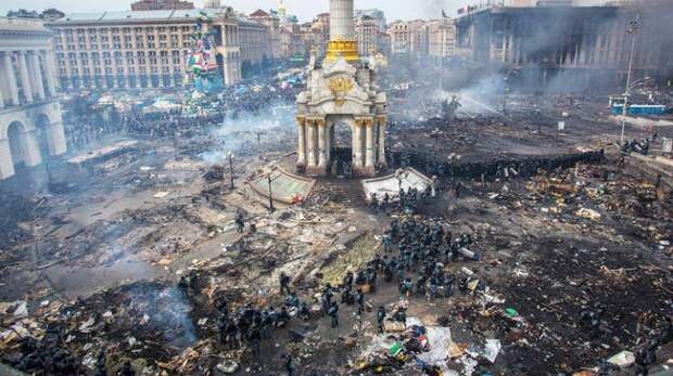 В Испании задержали украинца, причастного к убийствам на Майдане