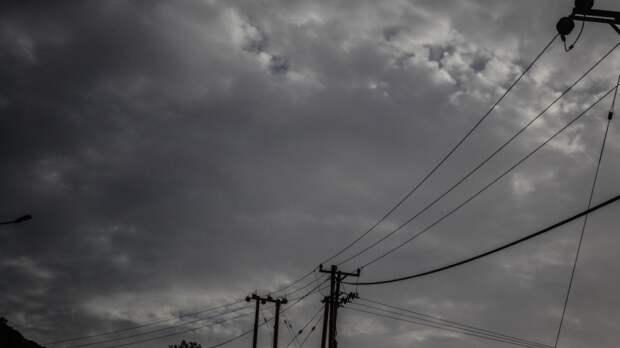 Москвичей предупредили о порывах ветра до 20 метров в секунду
