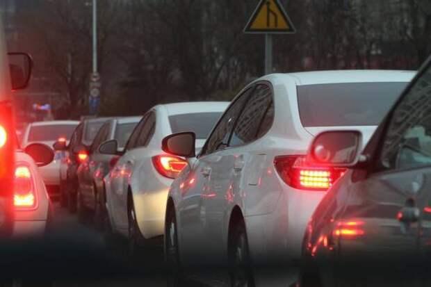 Водителей предупредили о транспортном коллапсе на выходных в Приморье
