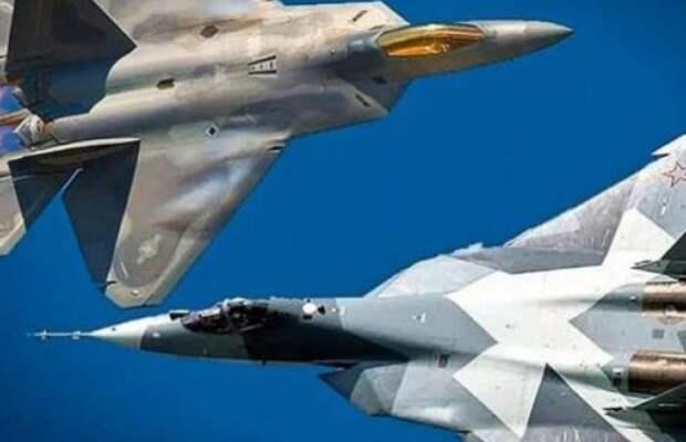 """""""Мы летим, а русские нас совсем не боятся"""". По вине русских ВВС США несут огромные потери"""