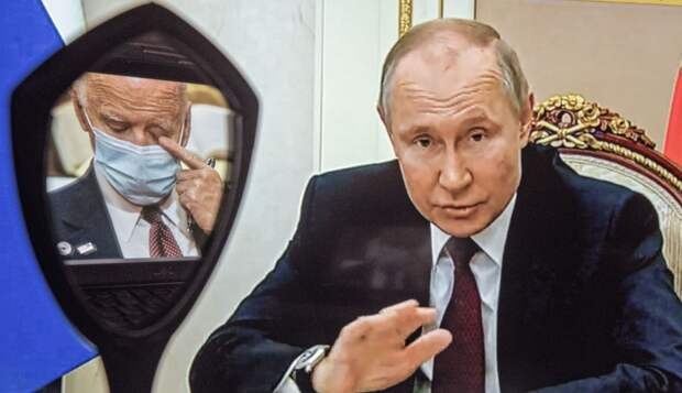 Путин вызвал Байдена на честный баттл