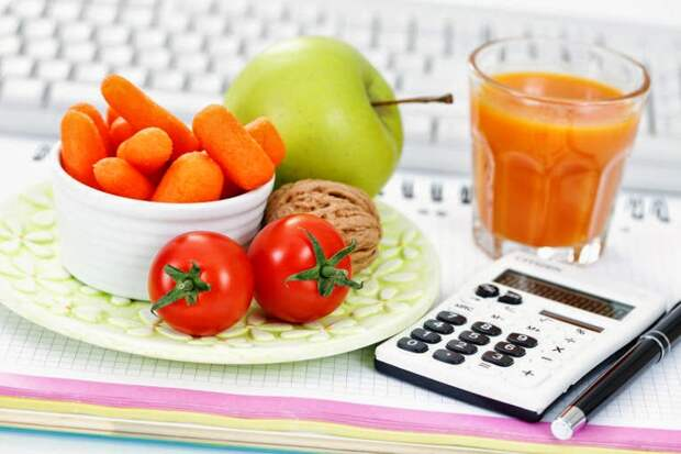 Как правильно считать калории - не забудьте выкинуть калькулятор
