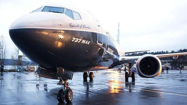 СМИ: к концу июня в США возобновят полеты Boeing 737 MAX