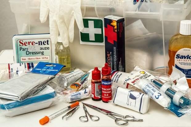 Дежурная аптека находится на Валдайском
